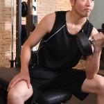 二の腕の筋肉を太くする方法!つかない原因と筋トレのコツとは?