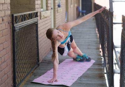 体幹トレーニングの女性向けお腹と下半身を引き締める方法!